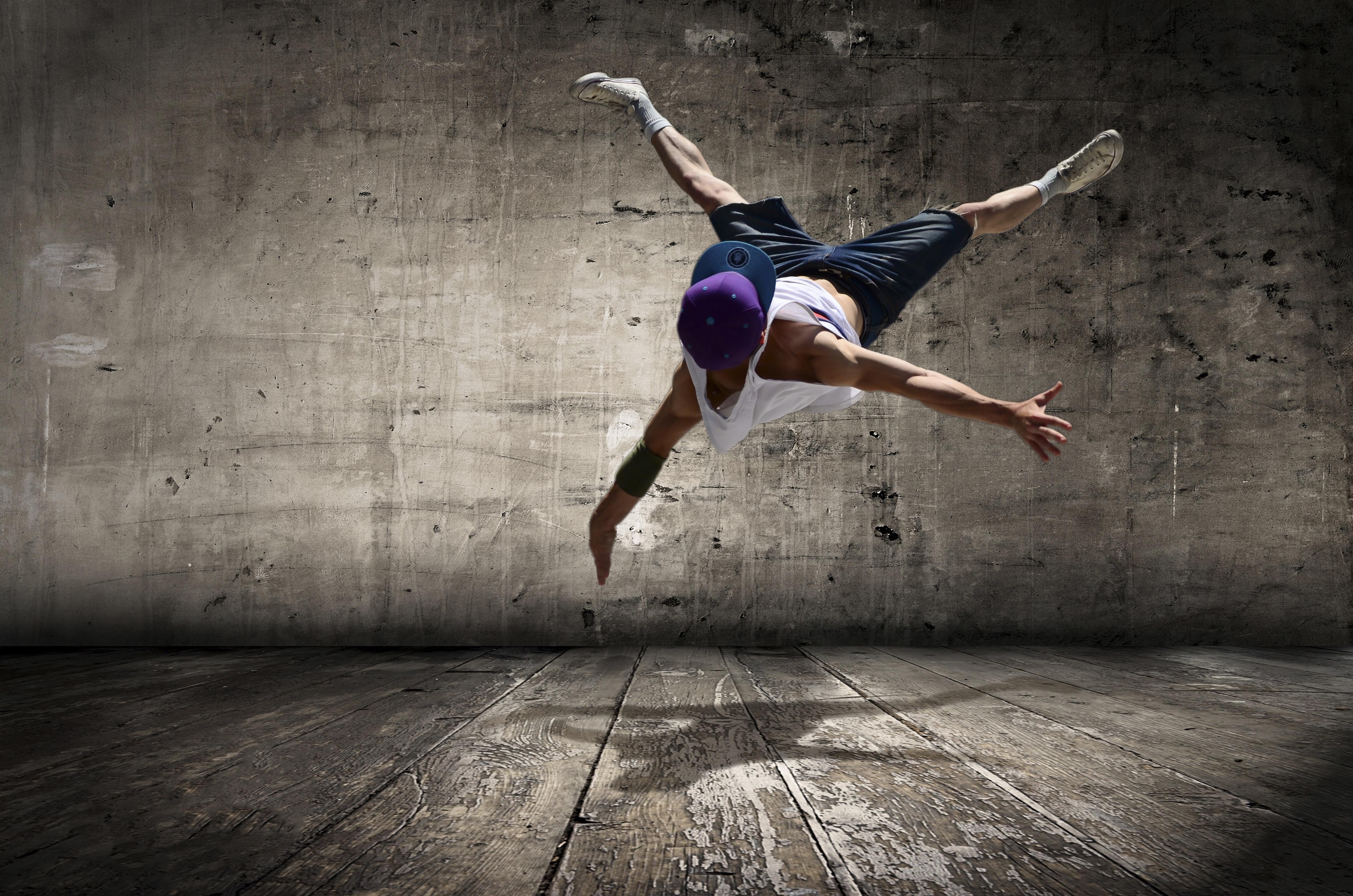 En dansare i luften